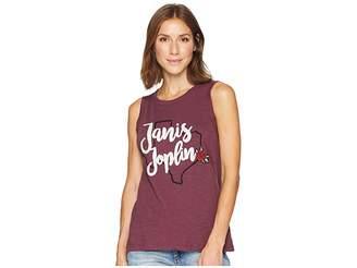 Lucky Brand Janis Joplin Tank Top