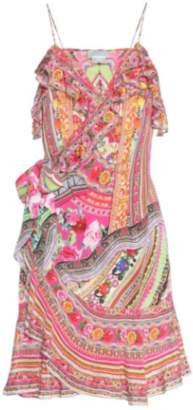 Camilla Kaleidoscopic Colour Dress