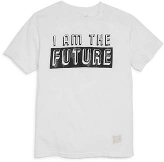 Original Retro Brand Boys' I Am the Future Tee