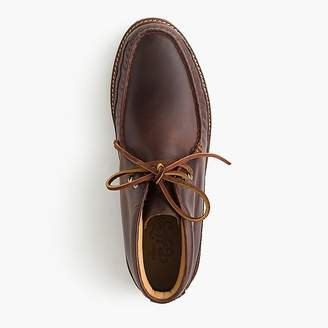 Sperry Gold Cup crepe soled leather chukka boots