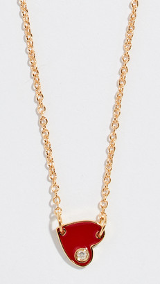Jennifer Zeuner Jewelry Mia Mini Enamel Necklace