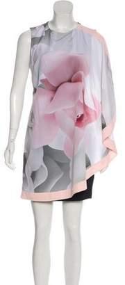 Ted Baker Printed Sleeveless dress