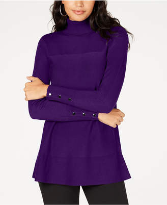 Alfani Petite Turtleneck Sweater