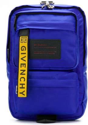 Givenchy padded one-shoulder backpack