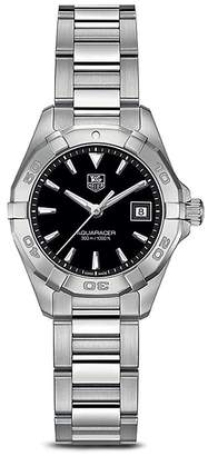 Tag Heuer Aquaracer 300M Quartz Stainless Steel Watch, 27mm