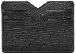 Mackage WES Double sided leather cardholder