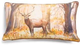 14x24 Reversible Deer Meadow Pillow