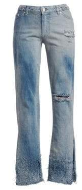 Meg 2 Distressed Jeans
