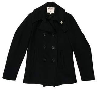Fidelity Sportswear Wool Double-Breasted Peacoat w/ Tags