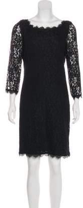 Diane von Furstenberg Lace Zarita Dress w/ Tags