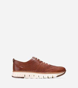 Cole Haan Men's ZERGRAND Perforated Sneaker