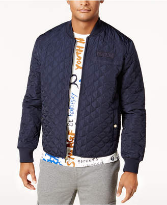 Sean John Men's Quilted Linear Jacket, Created for Macy's
