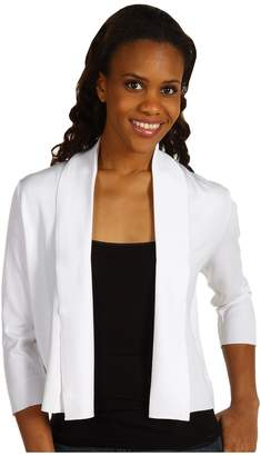 Calvin Klein 3/4 Sleeve Shawl Women's Clothing