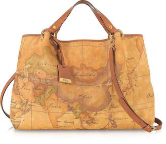 Alviero Martini Geo Printed Large 'Contemporary' Handbag