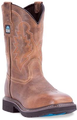 Mcrae Industrial McRae Industrial Men's Composite Toe Western Work Boots