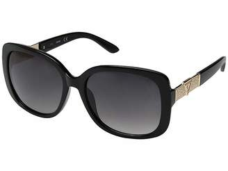 d9b8cb1a14 GUESS Gray Women s Sunglasses - ShopStyle