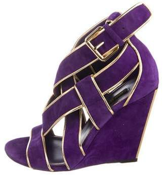 5ca507d73e8 Louis Vuitton Wedge Heel Sandals For Women - ShopStyle Canada