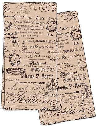 +Hotel by K-bros&Co Hotel Paris 1675 Kitchen Towel 2-pk.