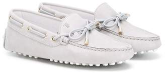 Tod's Kids classic boat shoes
