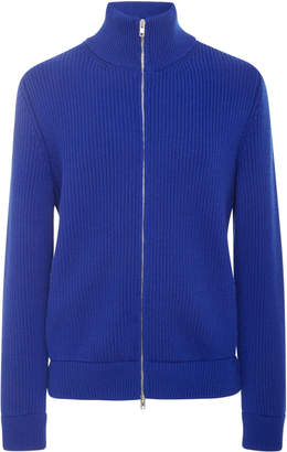 Maison Margiela Zip Wool Sweater