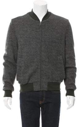 Façonnable Wool Bomber Jacket w/ Tags