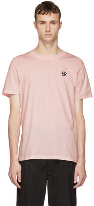 McQ Pink Crewneck T-Shirt