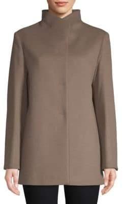 Cinzia Rocca Envelope Collared Jacket