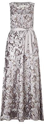 Studio 8 Mercury Maxi Dress, Silver