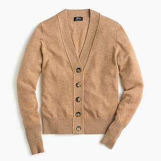 J.Crew Everyday cashmere cropped cardigan