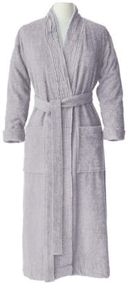 39e11b7c0b Igh Global Corporation 100% Turkish Cotton Pleated Robe