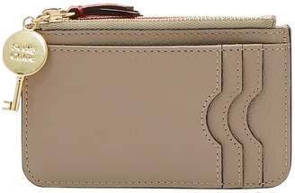 See by Chloe Leather cardholder