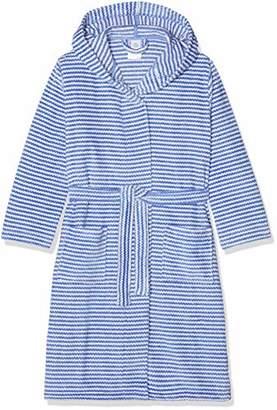 Sanetta Girl's Bathrobe, (Cornflower Blue 5357)