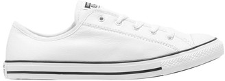 Converse CT Dainty Leather 564984 White Sneaker