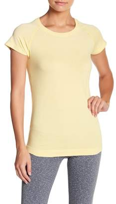 Zella Z By Live & Breathe Short Sleeve Seamless Tee
