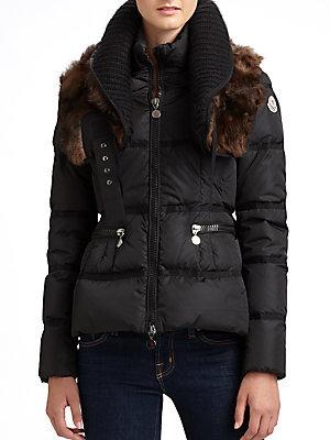 Moncler Vison Jacket