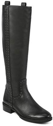 Sam Edelman Women's Prina 2 Wide Calf Tall Leather Boots