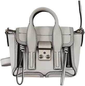 3.1 Phillip Lim Medium Zip Detail Shoulder Bag
