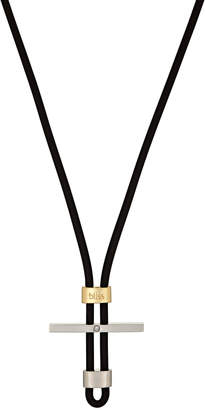 Damiani Bliss By Stainless Steel & 18k Gold Mistral Cord Necklace, 16.5 In.