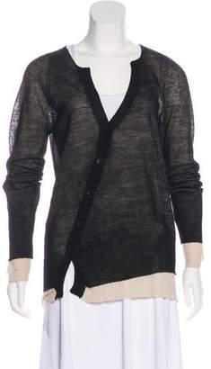 A.L.C. Wool Knit Cardigan