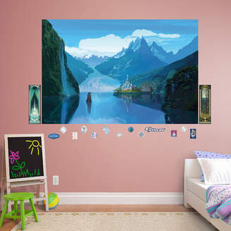 Fathead Disney Frozen - Arendelle Peel and Stick Wall Decal