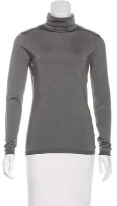 Valentino Knit Turtleneck Top
