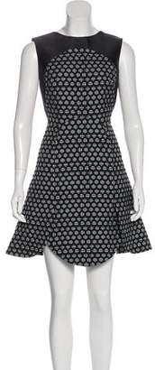 Antonio Berardi Sleeveless Mini Dress