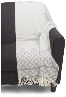 Made In Italy Fashion Throw