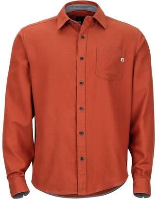 Marmot Hobson Midweight Flannel Long-Sleeve Shirt - Men's