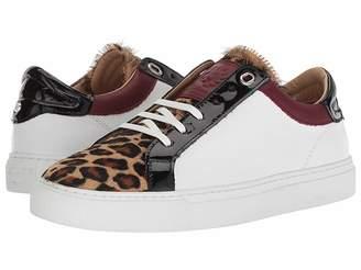 Belstaff Leopard Mix Dagenham Nappa Sneaker