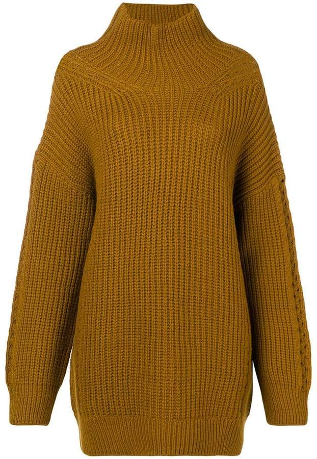 Dorothee chunky knit jumper
