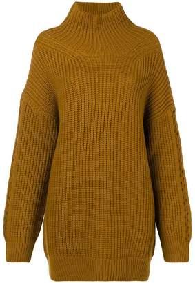 Schumacher Dorothee chunky knit jumper