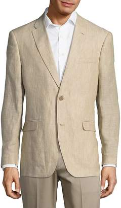 Tommy Hilfiger Men's Regular-Fit Linen Blazer