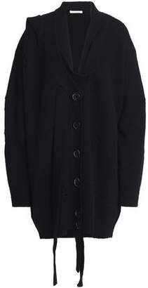 Marc Jacobs Oversized Wool And Cashmere-Blend Cardigan