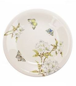 Butterfly Study Serving Plate